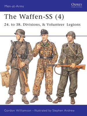 cover image of The Waffen-SS (4)