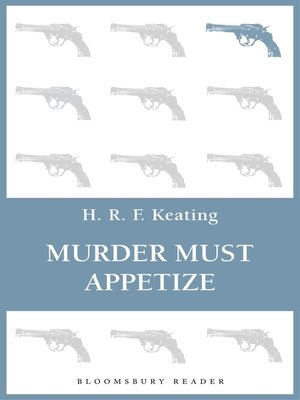 cover image of Murder Must Appetize