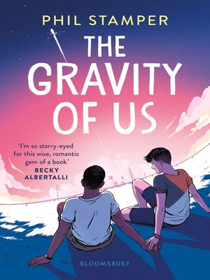 cover image of The Gravity of Us