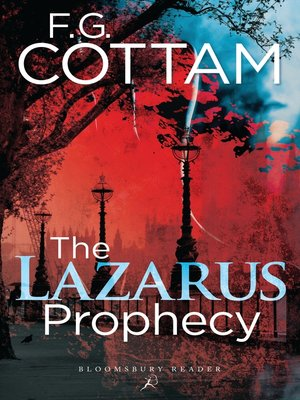 cover image of The Lazarus Prophecy