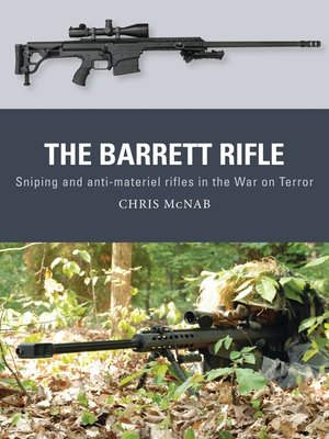 cover image of The Barrett Rifle