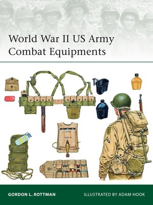 cover image of World War II US Army Combat Equipments