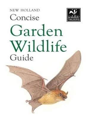 cover image of Concise Garden Wildlife Guide