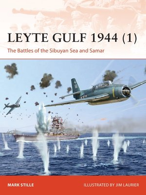 cover image of Leyte Gulf 1944, Volume 1