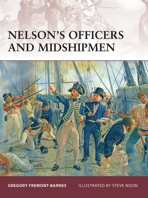 cover image of Nelson's Officers and Midshipmen