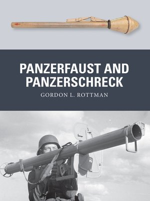 cover image of Panzerfaust and Panzerschreck