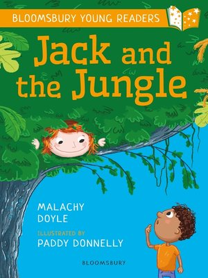 cover image of Jack and the Jungle