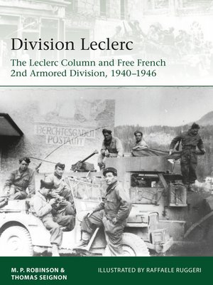 cover image of Division Leclerc