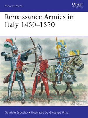 cover image of Renaissance Armies in Italy 1450–1550