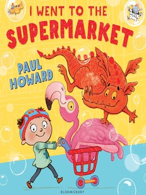 cover image of I Went to the Supermarket