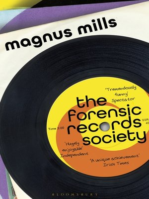 cover image of The Forensic Records Society