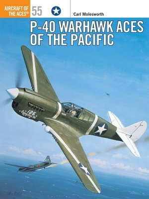 cover image of P-40 Warhawk Aces of the Pacific