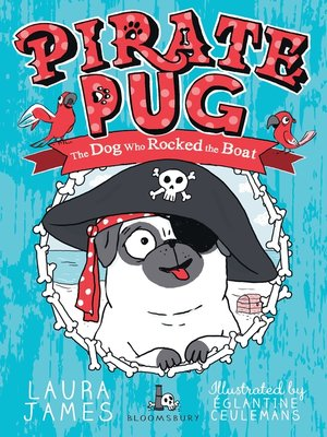cover image of Pirate Pug