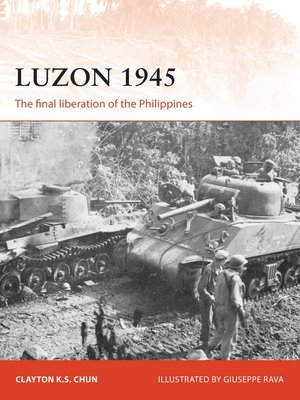 cover image of Luzon 1945
