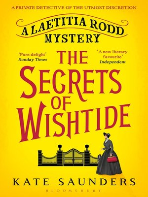 cover image of The Secrets of Wishtide
