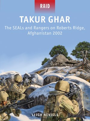 cover image of Takur Ghar