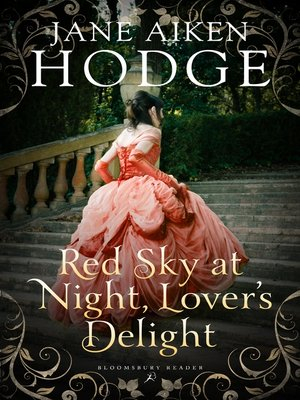 cover image of Red Sky at Night, Lovers' Delight