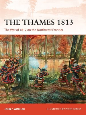 cover image of The Thames 1813