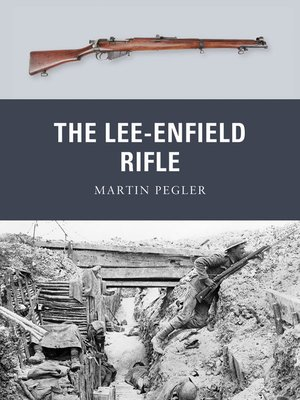 cover image of The Lee-Enfield Rifle