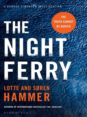 cover image of The Night Ferry