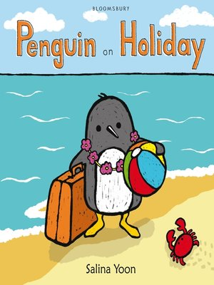 cover image of Penguin on Holiday