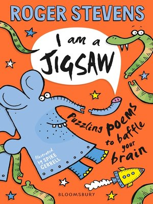 cover image of I am a Jigsaw