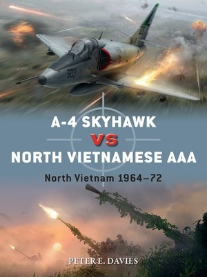 cover image of A-4 Skyhawk vs North Vietnamese AAA