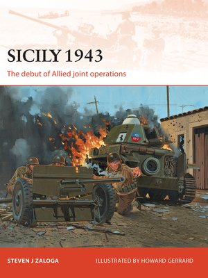 cover image of Sicily 1943