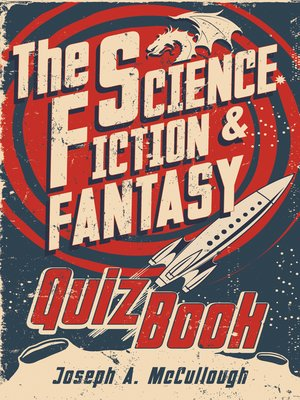 cover image of The Science Fiction & Fantasy Quiz Book