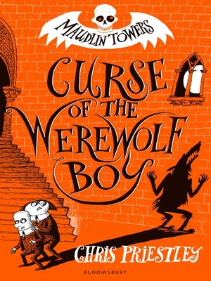 cover image of Curse of the Werewolf Boy