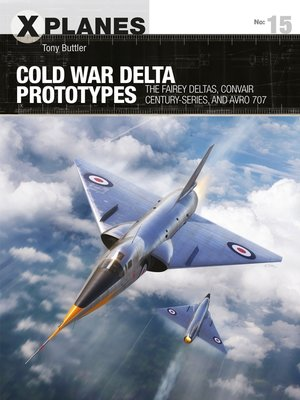 cover image of Cold War Delta Prototypes