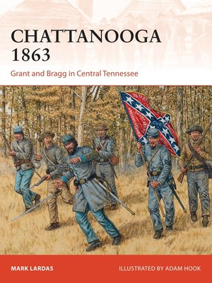 cover image of Chattanooga 1863