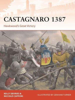 cover image of Castagnaro 1387