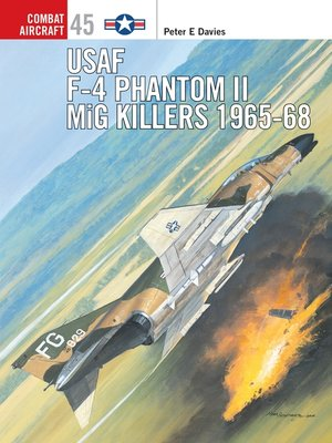 cover image of USAF F-4 Phantom II MiG Killers 1965–68