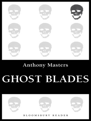 cover image of Ghost Blades