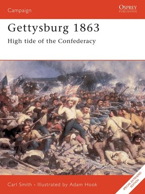 cover image of Gettysburg 1863
