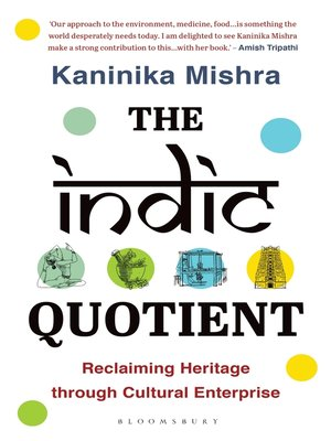 cover image of The Indic Quotient