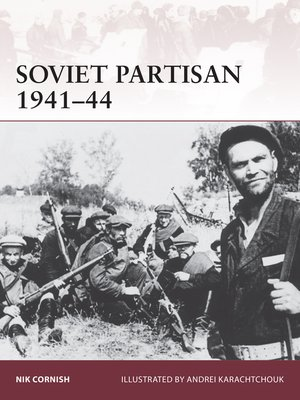 cover image of Soviet Partisan 1941–44