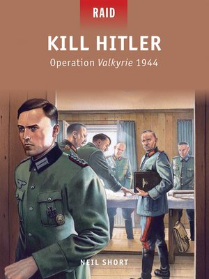 cover image of Kill Hitler