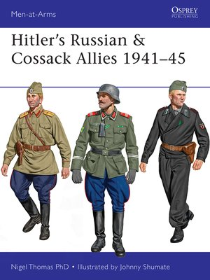 cover image of Hitler's Russian & Cossack Allies 1941–45