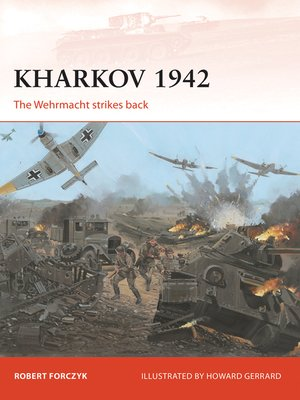 cover image of Kharkov 1942
