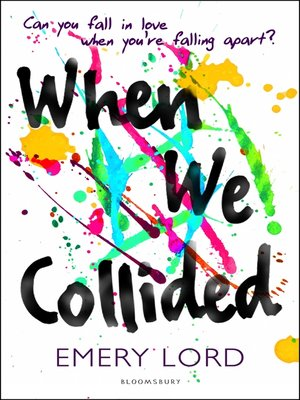 When We Collided book pdf