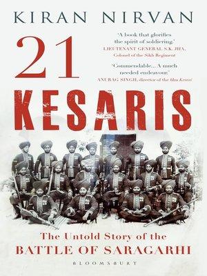 cover image of 21 Kesaris