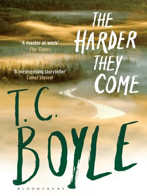 cover image of The Harder They Come