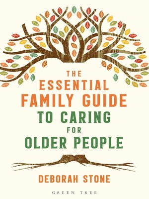 cover image of The Essential Family Guide to Caring for Older People