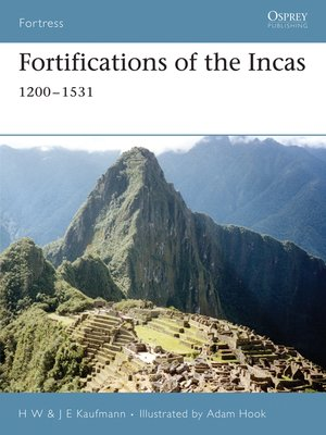 cover image of Fortifications of the Incas