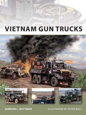 cover image of Vietnam Gun Trucks