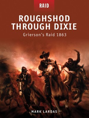 cover image of Roughshod Through Dixie