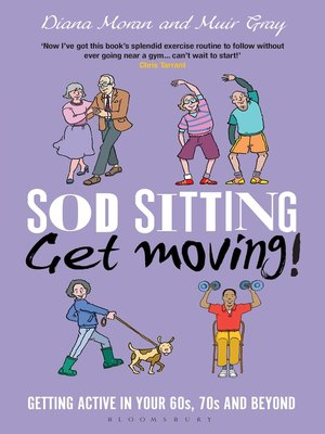 cover image of Sod Sitting, Get Moving!