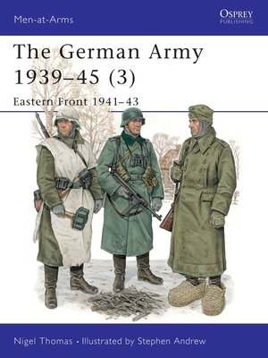 cover image of The German Army 1939–45 (3)